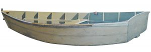 Flat Bottom Skiff