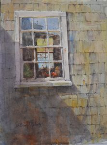 """Fish House Window"""