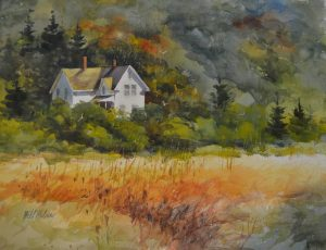 """House Across the Meadow"""