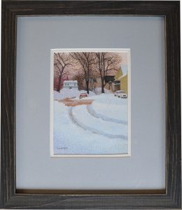 """Mill City Snow"""