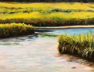 Greening on the Marsh