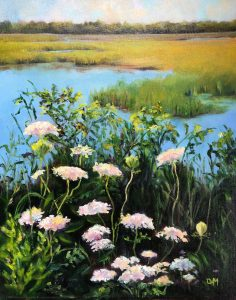Tangles on the Marsh